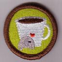 Caffeine Abuse Badge