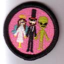 Random Ending Badge