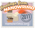 Greetings From NaNoWriMo